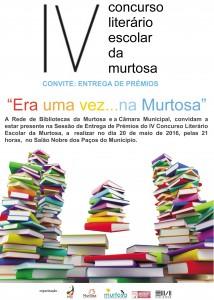 Cartaz_ENTREGA_PREMIOS_Concurso_Literario_murtosa